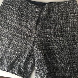 The limited shorts.  Drew fit